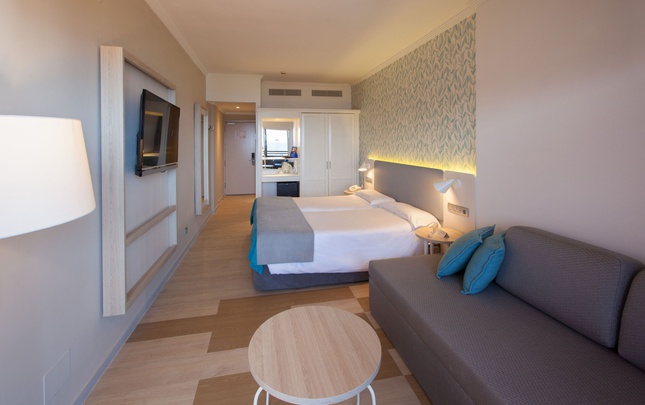 Double deluxe view - adults only abora continental by lopesan hotels gran canaria