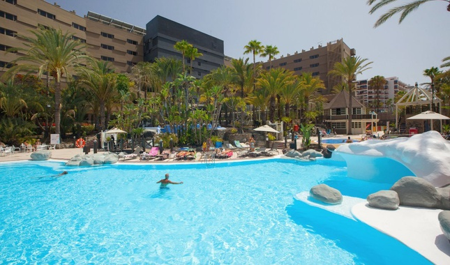 Swimming pool - Abora Continental by Lopesan Hotels - Gran Canaria
