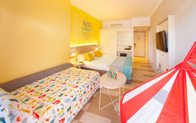 Double family abora continental by lopesan hotels gran canaria