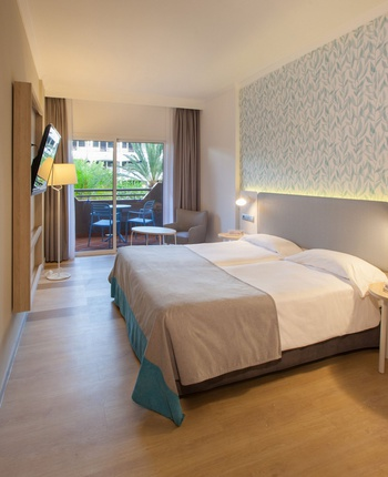 Rooms Abora Continental by Lopesan Hotels Gran Canaria