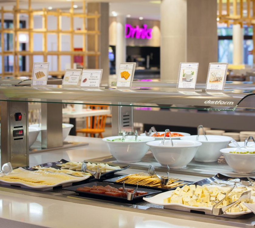 Buffet restaurant abora continental by lopesan hotels gran canaria