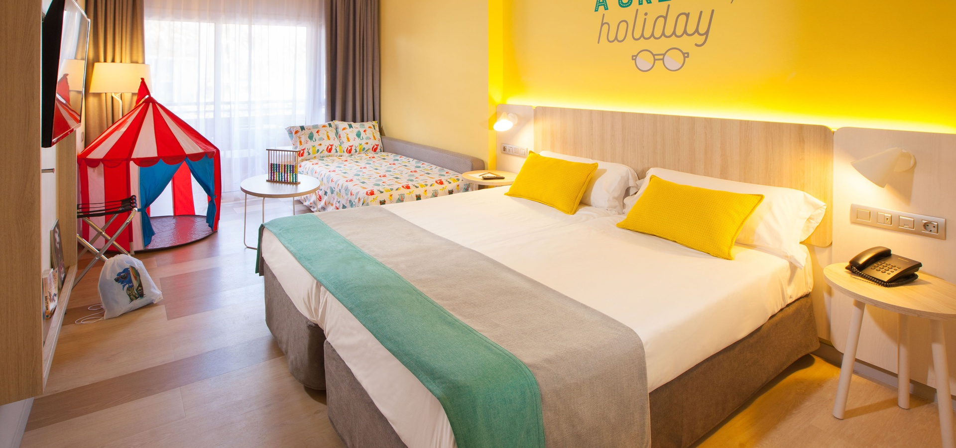 DISCOVER OUR ROOMS - Abora Continental by Lopesan Hotels - Gran Canaria