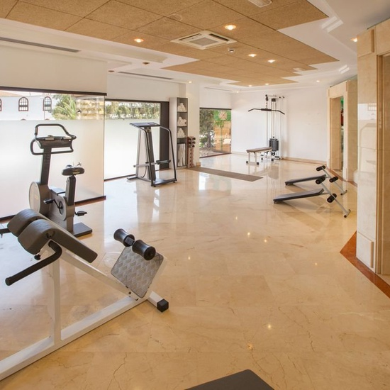 Gym abora continental by lopesan hotels gran canaria