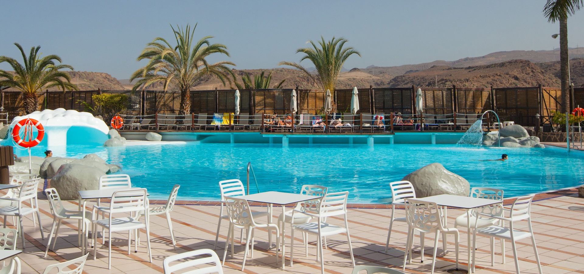 Enjoy your holiday! - Abora Continental by Lopesan Hotels - Gran Canaria